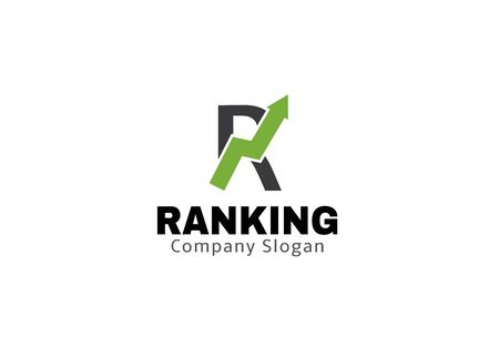 accountancy: Ranking Design Illustration