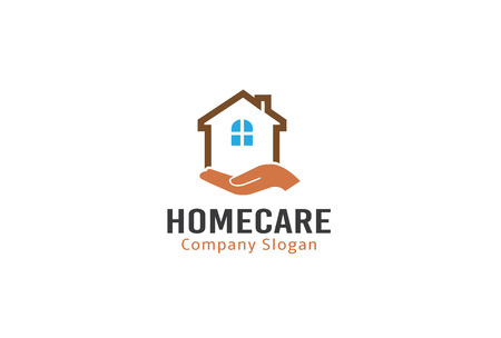 Home Care Design Illustration