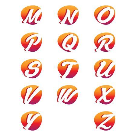vowel: Creative Alphabet Letters