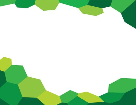 waterpolo: Abstract background Green Illustration