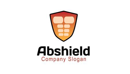 abs: Abs Shield Design Illustration