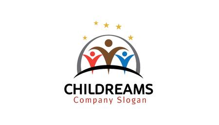 dream job: Child Dreams Design Illustration