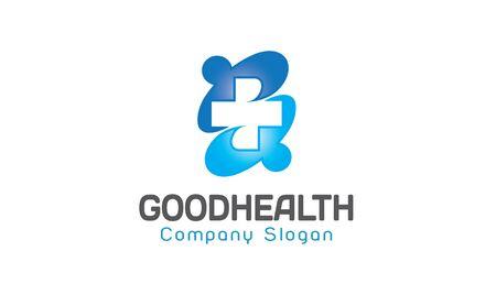 buena salud: Good Design Salud Ilustración