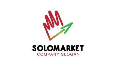 Solomarket Design Illustration