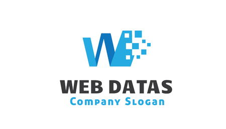 Web Datas Design Illustration