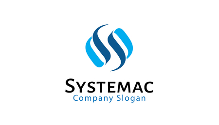 studio logo: Systemac Design Illustration
