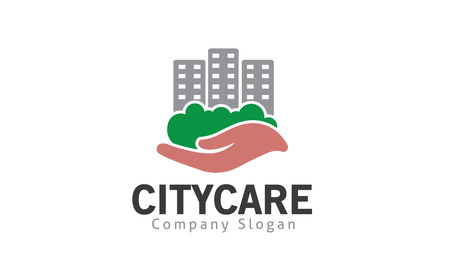 City Care Design Illustration Illustration