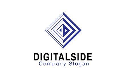 firm: Digital Side Design Illustration Illustration