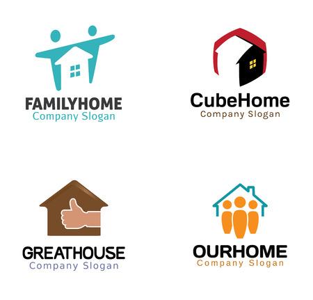 housing: Housing Symbol Illustration