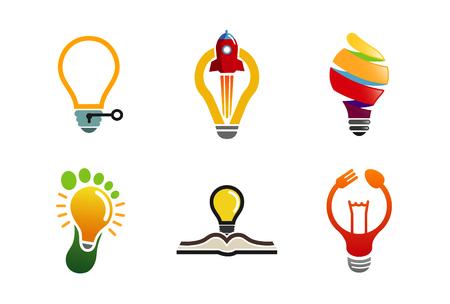 Ideas Lamp collection Symbol Design