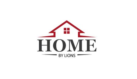 Home Logo Ontwerp Illustratie