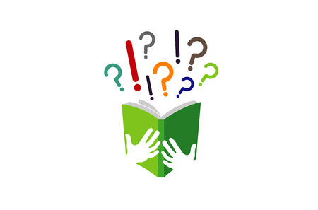Book Ideas learning Logo Design Illustration Illustration