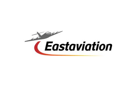 excursion: Fast Sky Airplane Creative Design Illustration