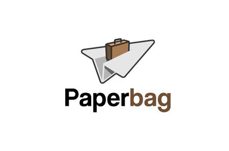 Origami Paper Symbolic Aircraft Creative Air Design Illustration