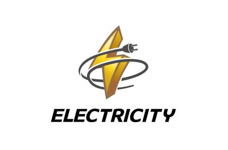 logo de l & # 39 ; électricité logo de