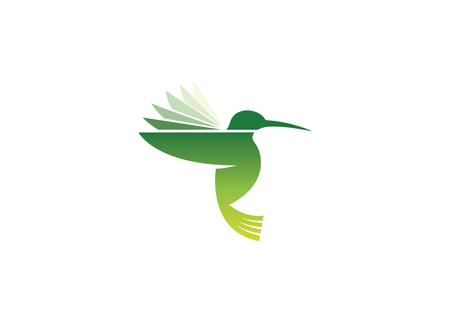 Creative Hummingbird Logo
