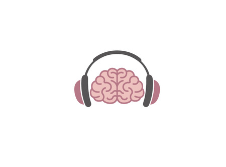 Creative Brain Headphone Logo