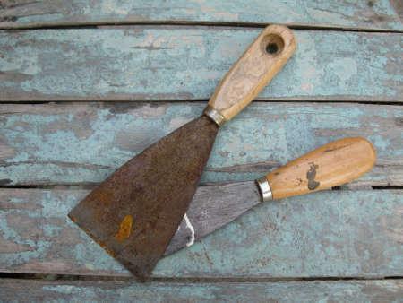 spatula: two spatula