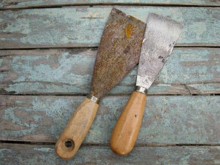 spatula: dirty spatula