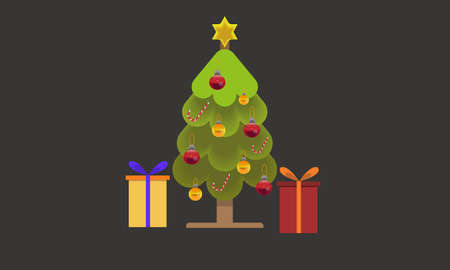 christmas tree for decoration Christmas with gifs for welcome christmas