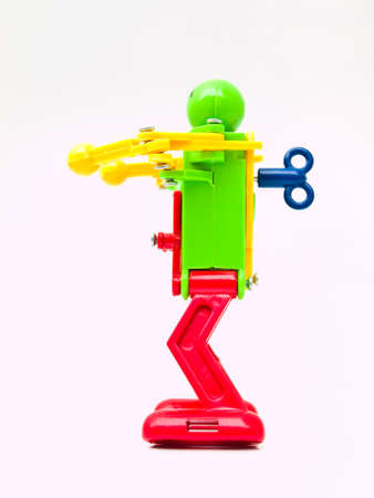 A Sample mechanical toy