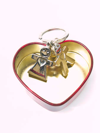 Heart is a  universal symbol of love Stock Photo - 17481923
