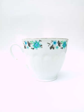 chiness: A Chiness porcelain tea cup