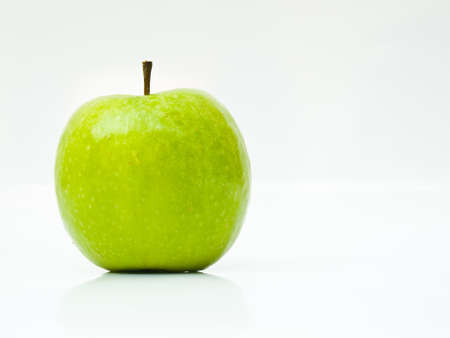 A Green apple photo