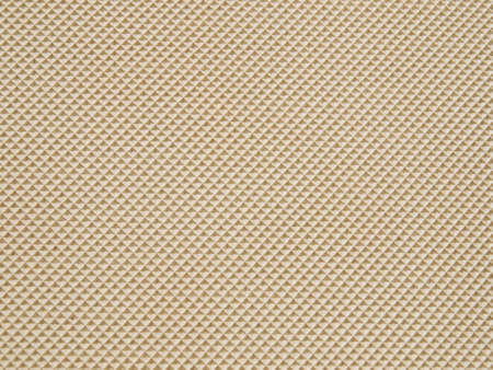 Artificial  light brown leather texture background photo