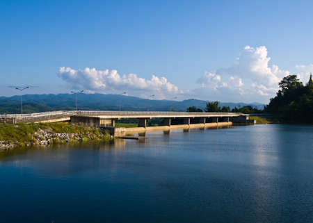 Mae Suay reservoir, Chiang rai, Thailand photo