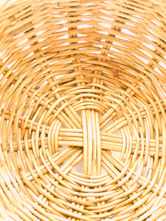 Closeup of ratten wicker as background photo