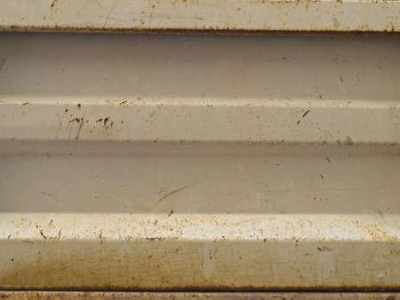 corrugated steel texture photo