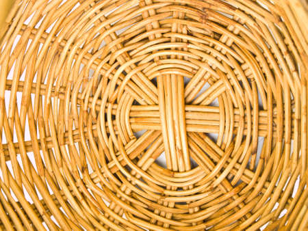 Closeup of ratten wicker as background Stock Photo - 17879797