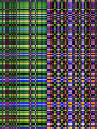 Green and violet strip abstract background photo
