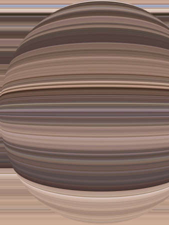 Brown sphere strip abstract background photo