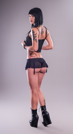 desnudo artistico: Beautiful Girl Tattoo