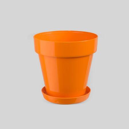 flowerpot: Empty flowerpot