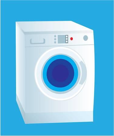 Washing machine Stock Vector - 11113018