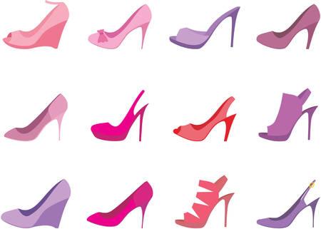 힐: 신발 여성