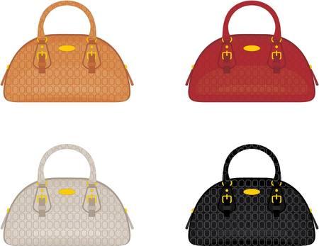 straps: Designer female bags
