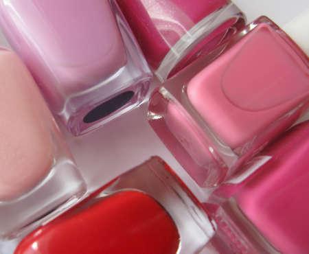 Nails polish photo