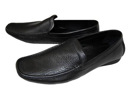 mens shoes: Black man