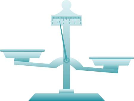 weighing scales: Scales