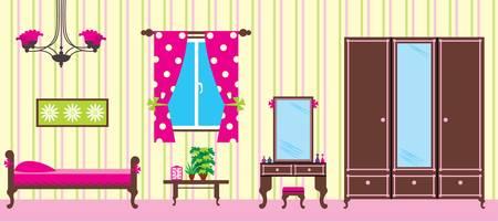 kleedkamer: Slaapkamer
