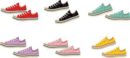 shoelaces: Sneakers