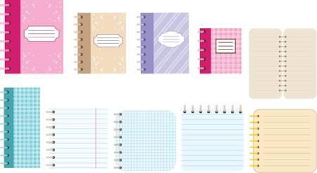 personal organizer: Paper notebooks. Diaries.