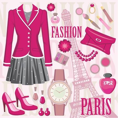 серьги: Мода набор