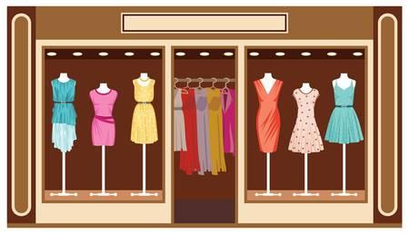 Boutique Women s ruházati bolt
