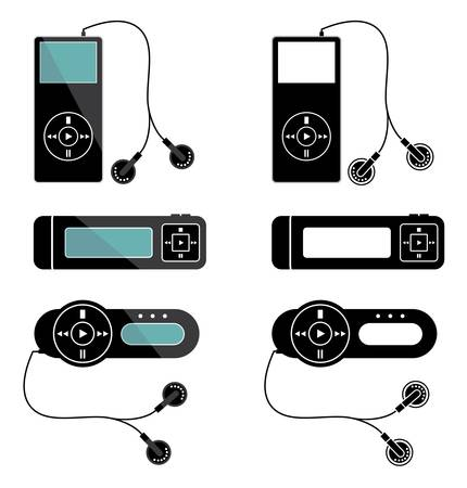 mp3 player: mp3 players icons