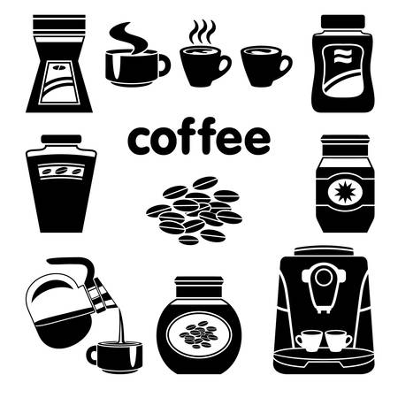 coffeepot: Coffee set